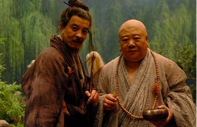 taoism and also buddhism together