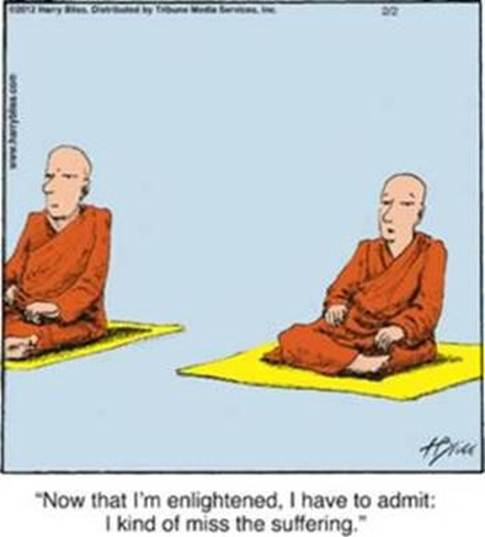 Buddhist Cartoons