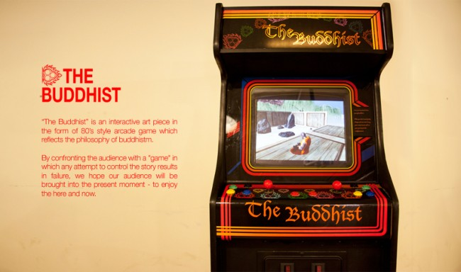 The Buddhist video game